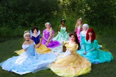 Pretty Princess Party