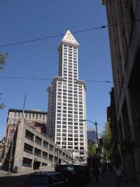 Smith Tower Building Seattle
