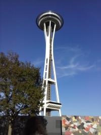 An Unforgettable Stay in the Puget Sound, Space Needle