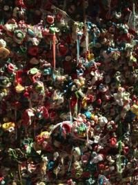A Visit to the Gum Wall and Great Wheel in Seattle