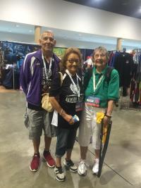 Lillian Jaramillo Senior State Games