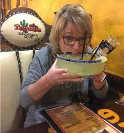 Bull Dog Margarita Tequila's Mexican Grill - Garden City