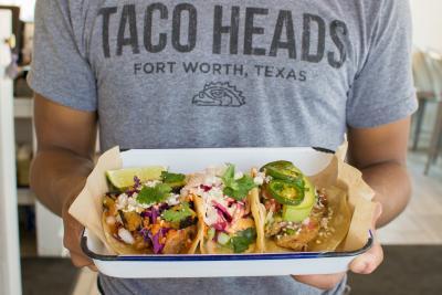 Taco Heads