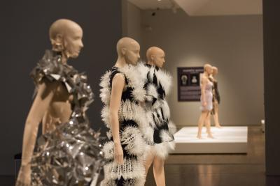 Iris van Herpen Exhibiting High Fashion Couture in Grand Rapids