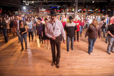 Billy Bob's Line Dancing