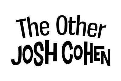 Logo the other Josh Cohen at Geva Theatre