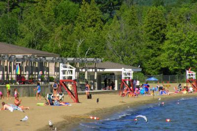 Million Dollar Beach - Photo Courtesy of Warren County Tourism