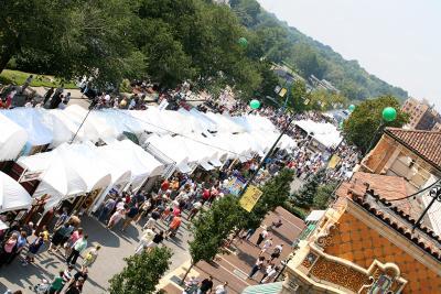 Plaza Art Fair