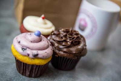 Coffee Blog cupcake 3