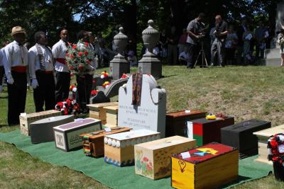Schuyler Flatts Burial Ground Project at Historic St. Agnes Cemetery