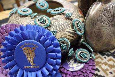 Gallup Inter Tribal ceremonial ribbon