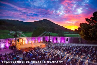 Transcendence Theatre Company Sonoma Broadway