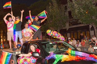 RI Pride Parade