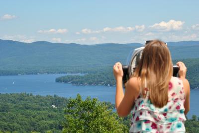 Prospect Mountain - Photo Courtesy of Warren County Tourism