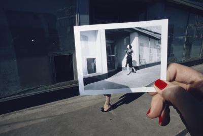 Amon Carter Polaroid