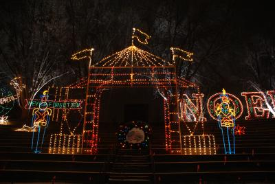 Capital Holiday Lights in the Park