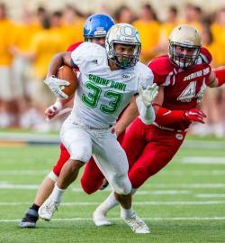 Shrine Bowl Football Player