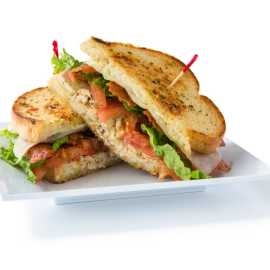Lemon Chicken BLT