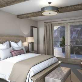 Snowpine Lodge Guest Room - Alta