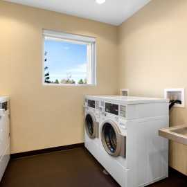 Coin Operated Laundry Facilities