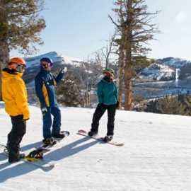 Adult Snowboard Lesson