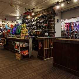 Alta's Rustler Lodge- Ski Shop
