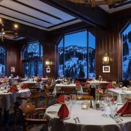 Alta's Rustler Lodge- Dining Room