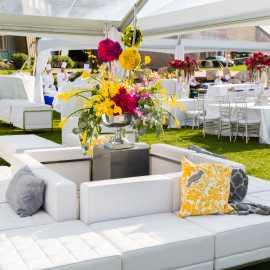 Contemporary outdoor Park City wedding