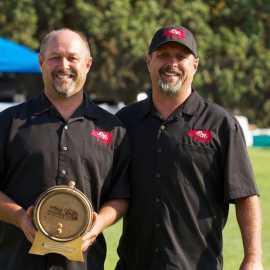 2012 Sonoma Big BBQ Grand Champions