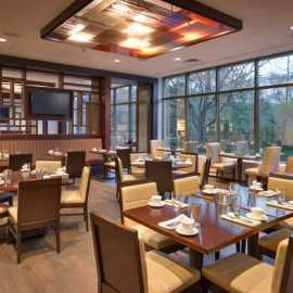 Allie's American Grille Dining Room