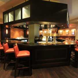 Bar 110 West inside the DoubleTree Suites by Hilton