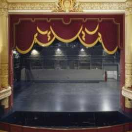 Capitol theatre Stage