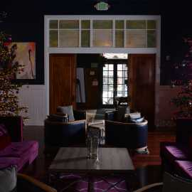 kimi's lounge during the holiday's