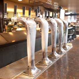 Cold Beer Taps
