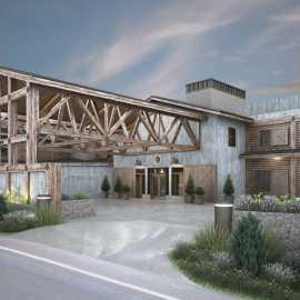 Snowpine Lodge Alta Utah