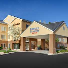 Welcome to the Fairfield Inn and Suites by Marriott Salt Lake City Airport