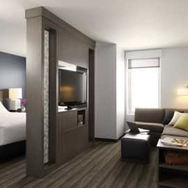 Hyatt House Studio Suite