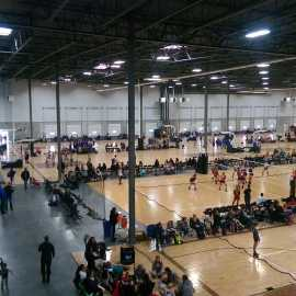 SportsWorld Events Center Courts