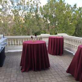 Balcony Wedding