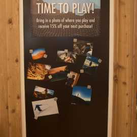 Time to play - Community Wall
