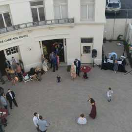 Plaza Reception