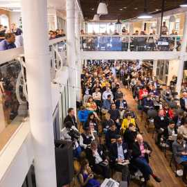 Event in the Impact Hub's Urban Room