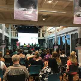 Impact Hub Panel Event in Urban Room