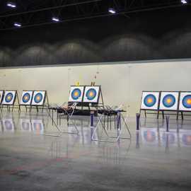 Easton indoor range