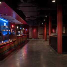 Music Venue Main Floor Bar