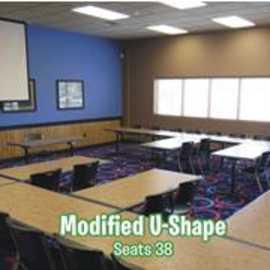 Meeting Room Modified U