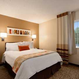 One Bedroom Suite-Bedroom