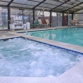 Hot tub/Pool