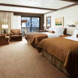 Wasatch Deluxe Room with 2 Queen Beds