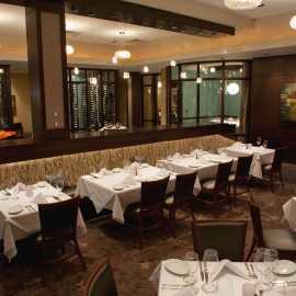 Ruth's Chris Steak House Dining Room